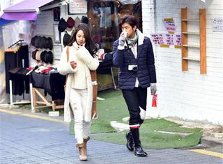 《相爱吧2》首尔录制,陈柏霖、宋智孝真的不是在拍韩剧?