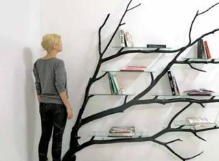 这些才是够逼格的书架