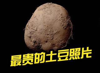 有人花700多万,只为买这张看上去极普通的土豆照片