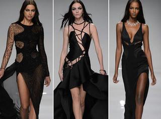 高定趴| Atelier Versace战神风再度升级穿得下的都是真女神