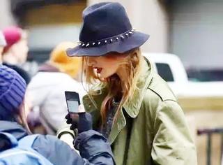 帽子这么搭,冬天美得没谁了!