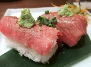 有种日本寿司,80%的人都没有吃过!