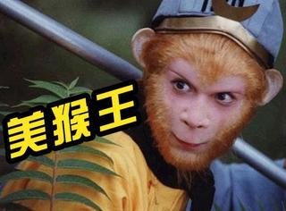 仙女猴,杀马特猴,机车皮衣猴,没想到一只猴竟有如此多种诠释!
