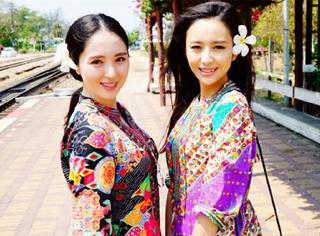 """【快讯】佟丽娅董璇,你们""""姐妹俩""""是要逼死脸盲患者吗?"""