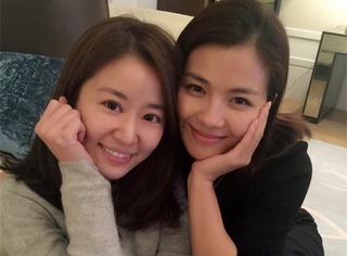【快讯】林心如生日刘涛献吻,原来两位女神都认识10年了!