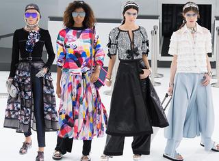 Chanel2016春夏高级定制,将优雅融入日常与自由