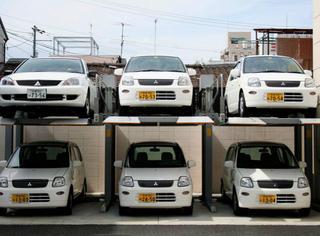 城市停车难?来看看日本是怎么解决的!