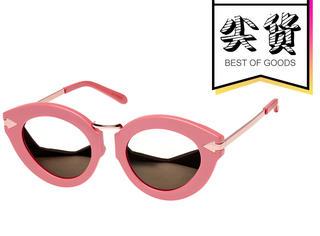 【尖货】当酷炫的眼镜撞上粉嫩色,就是超级时髦货!