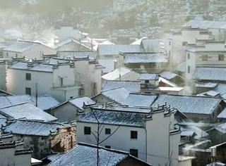 雪后的中国最美10大古镇……美醉了!
