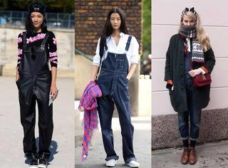 冬天怎么穿背带裤才时髦?像凯特·布兰切特那样!