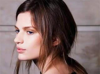 国外都流行这样扎低发髻,优雅又淑女,美翻了全世界!