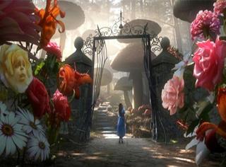 你和爱丽丝梦游能到达的世界