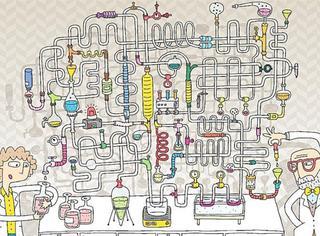 你能走出这个迷宫吗?