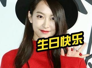 【今天她生日】宋茜:微笑背后是不为人知的辛苦,隐忍是她最大的保护色