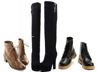 会穿的人都买了这4双靴子!