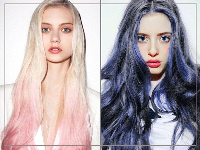 好纠结| 从Queen S的金发到Cara的渐变发色,你染还是不染?