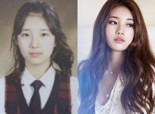 聚光灯| 韩国女星的毕业照你能认出几个