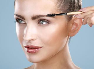 没能长出一对美丽的眉毛,那你就学着画啊~