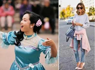 春节假期怎么穿?超模还是村姑?