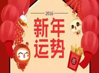 春节期间哪一天是你的幸运日?