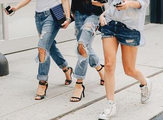 卷裤脚是怎样成为一种时尚的