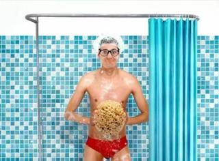 当我在洗澡时我在想什么?