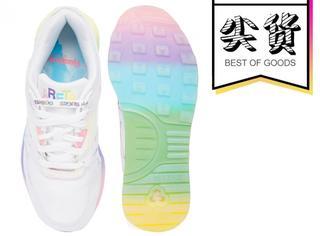 【尖货】有图有真相,彩虹底运动鞋和春天更配哦!