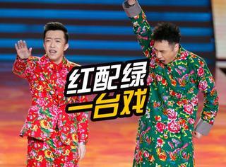 吴镇宇&李菁实力吐槽,这才是春晚最好笑的相声!