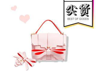 【尖货】想过粉红情人节,就备好可爱的蝴蝶结单品吧!