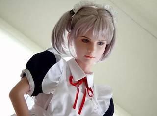 外国人设计出了有灵魂的充气娃娃