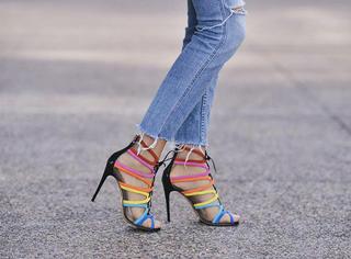 有了这8双鞋,你就可以美美地享受春天啦!