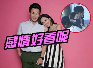 谁说刘恺威和杨幂要离婚了,人俩头碰头现身机场感情好着呢