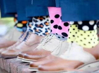 来一双这样的袜子才叫潮人!