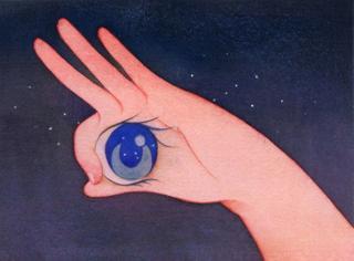 你是谁的眼?