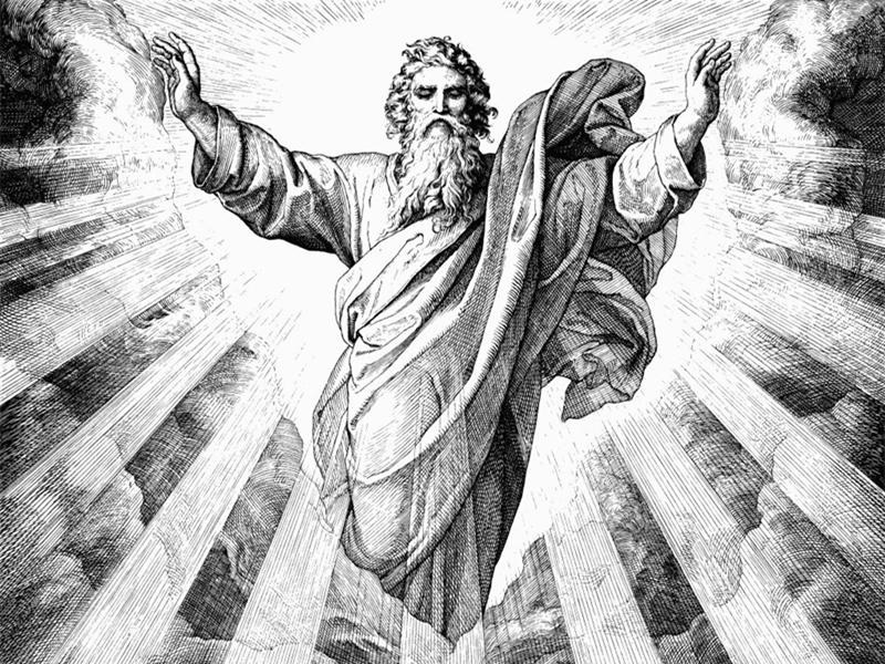 你是上帝创造的第几个人?