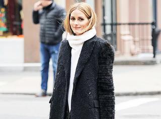 50种高领毛衣的搭配法,零下N度也不怕!