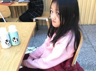 9岁李嫣变身段子手:女人不作,男人不爱!