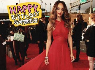【今天她生日】蕾哈娜:虽然总在遭遇不幸,但她始终强悍独立