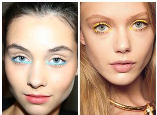 美上天| 漂亮就行!彩色眼线才是早春最吸睛的妆容