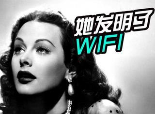 她曾是好莱坞最著名的艳星之一:不拍电影后跑去发明了WiFi!