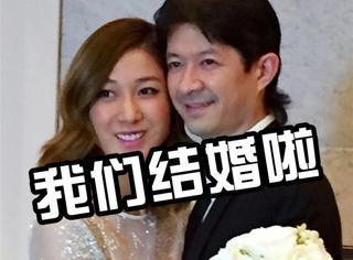 钟嘉欣发长微博亲自公布婚讯,老公竟然是前无线主席的侄子!