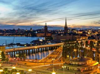 日本有个瑞典镇他们把关于瑞典的一切都搬了进去