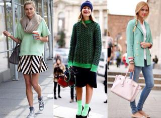所谓时尚,就是不好好穿衣?