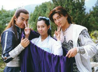 看完严屹宽版的《新萧十一郎》,是不是更怀念吴奇隆和朱茵了?