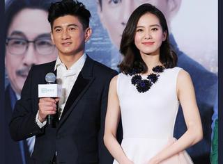 刘诗诗为温柔美貌和时髦代言,吴奇隆负责幸福就好了