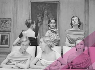 34张罕见老照片,50、60年代的人竟比现在还时髦!