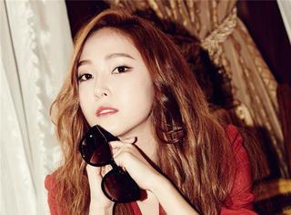 Jessica郑秀妍霸道总裁回归歌手,我等不及要看她的妆容!