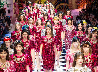 秀场| 除了童话还有什么10步带你看懂Dolce & Gabbana秀