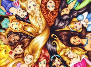 你是哪位迪士尼公主?