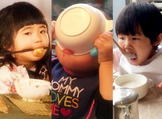 邓超家的小花妹、陆毅家的迷你贝…哪个萌娃最有潜力成为饭模?